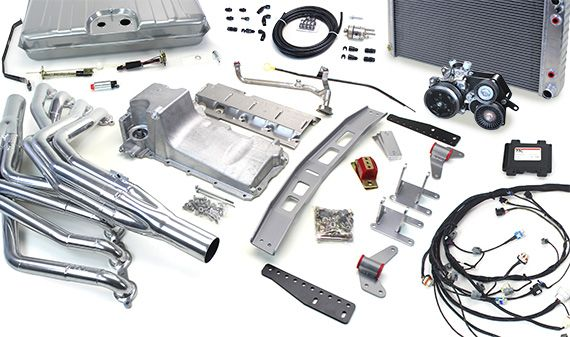 LS Engine Swap kits for 1955-2003 Cars and Trucks - BRP hotrods