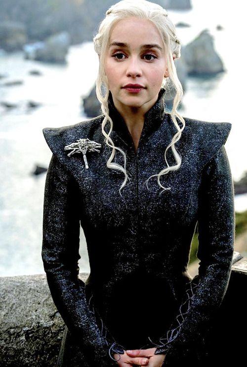 Daenerys Targaryen | Game of Thrones - I can't wait for the new season!!