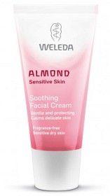 Weleda Almond Soothing Facial Cream 30 ml, dagkräm för ansiktet, 149 kr