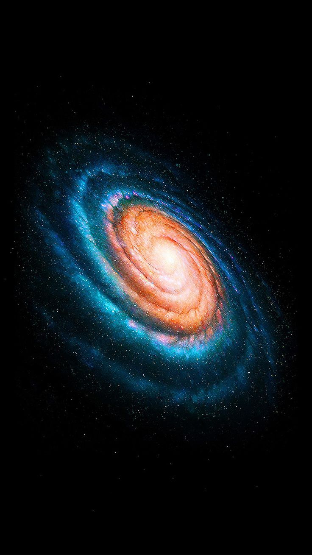 An43 Space Galaxy Dark Rainbow Night Star Galaxy Wallpaper Galaxy Art Planets Wallpaper