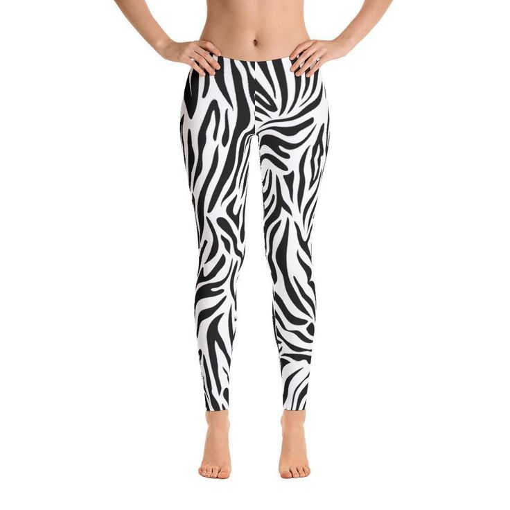 La Zebra Leggings