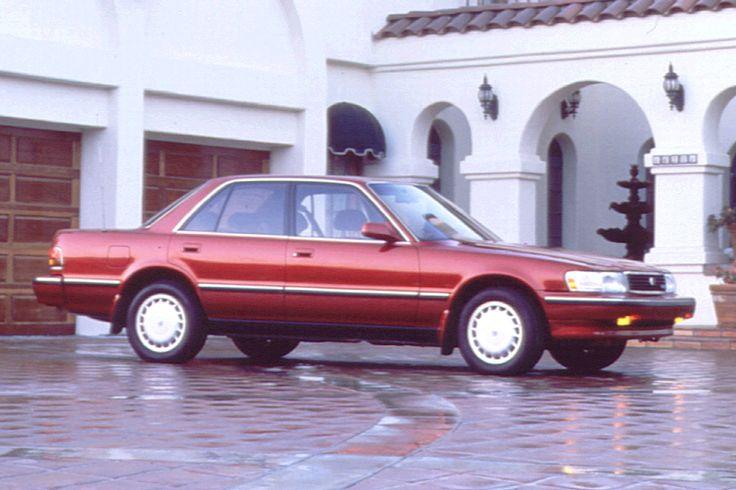 1990-92 Toyota Cressida | Consumer Guide Auto