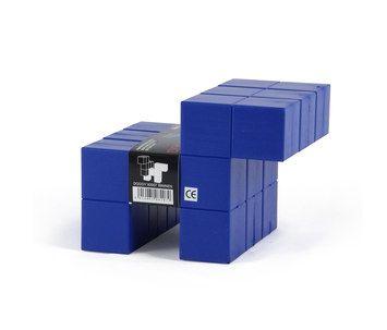 Doggy Building Block-Plastex-Eero Aarnio, valmistettu Suomessa