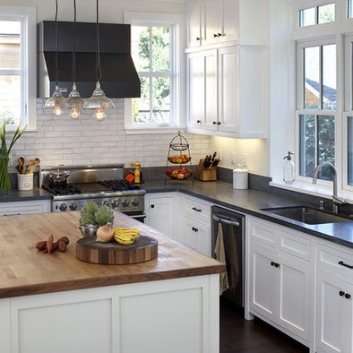 black corian countertops design pictures remodel decor and ideas page 7