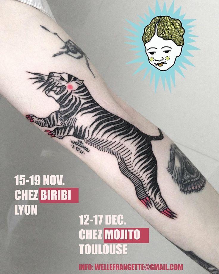 GUEST PRÉVUS FIN 2016: ➖➖➖➖➖➖➖  4-8 Octobre / Rouen #chairettendre ➖➖➖➖➖➖➖  15-19Novembre / @biribi_tattoo ➖➖➖➖➖➖➖  12-17 Décembre / Toulouse @mojitotattoo ➖➖➖➖➖➖➖ Pour info:📩wellefrangette@gmail.com    #blackworkers #black #blacktattoo #wellefrangette  #paris #nantes #blxckink #inkedmagazine  #gravure #tatouage #tattooart #blackworkerssubmission #blacktattoomag #FORMink  #blacktattooart #sorrymummy #btattooing #darkartistssubmission #QTTR #lovettt #tttism #tattrx  #tattooing #love #tigre