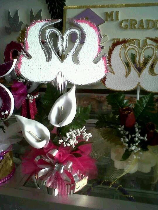 centros de mesas para bodas  elizabeth  Centros de mesa