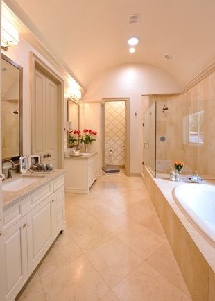 17 Best Images About Our Bathroom Designs On Pinterest Master Bathrooms Dark Wood And Large Baths