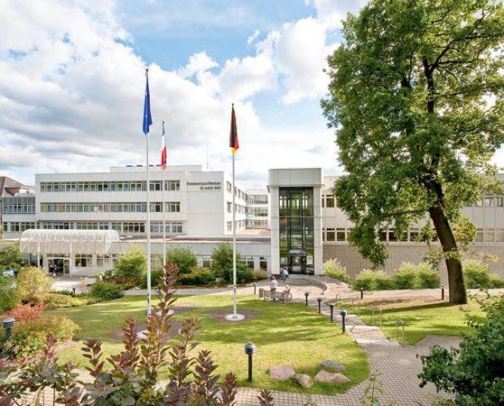 Krankenhaus Reinbek - Startseite