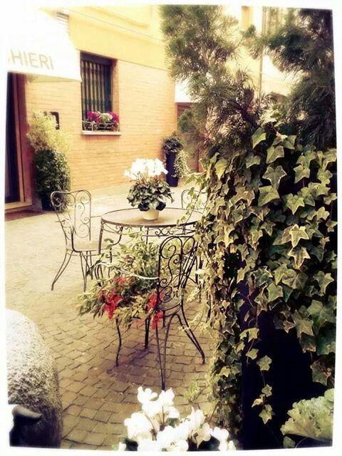 Budrio (Bologna) romantic corner ♥