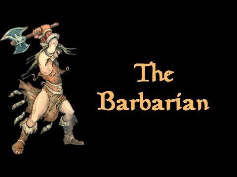 Skyrim Build: The Barbarian - Oblivion Class Restoration Project - Ordinator Edition #games #Skyrim #elderscrolls #BE3 #gaming #videogames #Concours #NGC