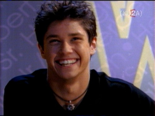 He's adorable too! haha Ricky Ullman (aka: Phil!)
