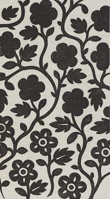 textile design, 1849 • hargreaves