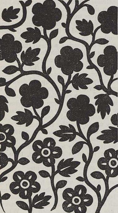 textile design, 1849 • hargreaves