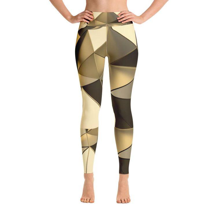 Yoga Goldencircle Leggings