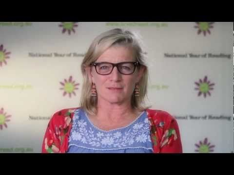 Alison Lester - National Year of Reading 2012