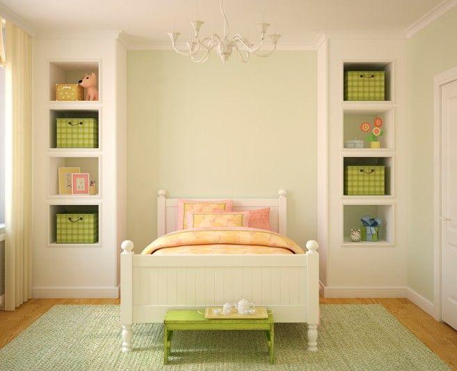 Die besten 25+ Hellgrünes zimmer Ideen auf Pinterest Hellgrüne - minimalismus schlafzimmer in weis