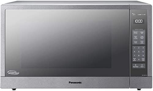 New Panasonic Microwave Oven Stainless Steel Countertop Built In