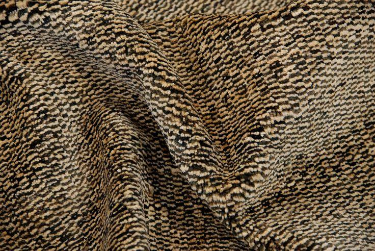 Dank der hellen Naturtöne fügt sich der Juma Bouleau elegant in verschiedene Einrichtungen ein. Der pflegeleichte Naturteppich hat einen angenehm sanften Flor und macht ihre Wohnung erst richtig gemütlich.