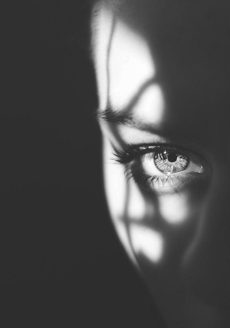 Licht und Schatten – also … das bin ich: D
