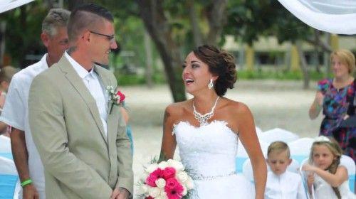 My Beautiful dominican Republic Wedding