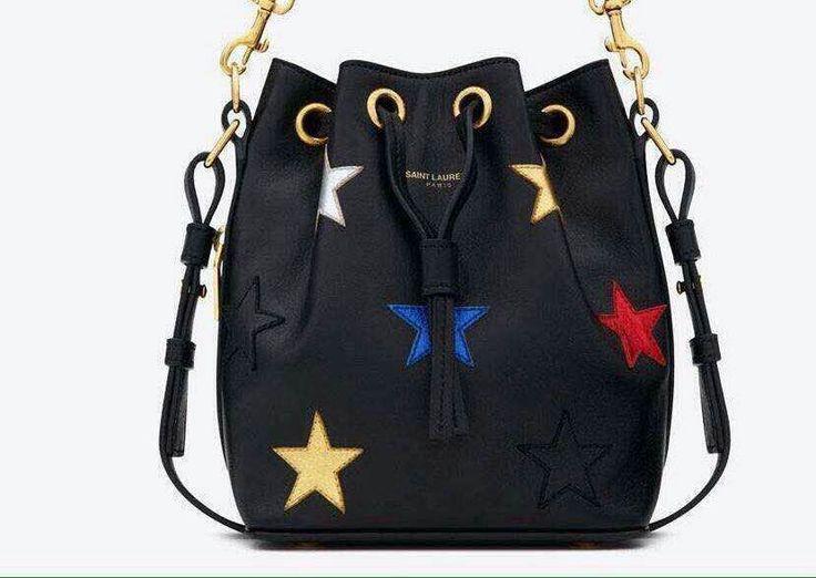YSL 2015 Fashion Show Collection Outlet_Saint Laurent PATCHWORK ...