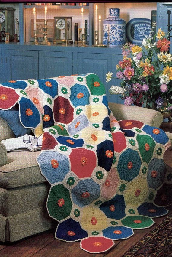287 Best Baby Afghan Circle Pattern Crochet Paper Buttercup Images