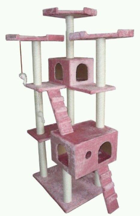 I wish I had this for my kitties!