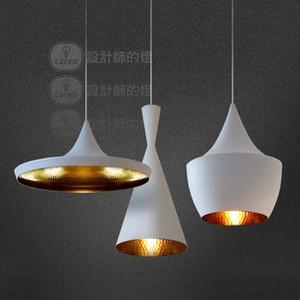 WHITE A set of TOM Dixon Beat-ABC (3PC) Pendant Lamp Lighting- have stock