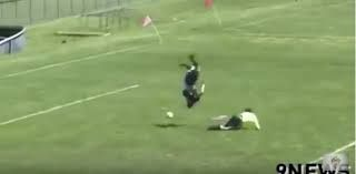 I?m Not A Soccer Guy But This High Schooler?s Front Flip Goal Is Downright Disgusting
