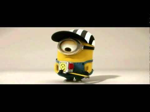 "SO I'm watching the beginning of this. When the minions are saying ""speaka"" all I can think of is when the lads kept saying speaka over twitter. Remember that? hmm...."