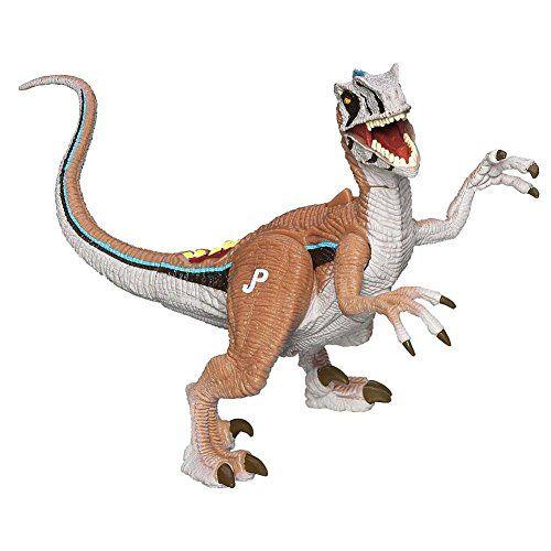 Jurassic Park Dino Growlers Velociraptor Figure @ niftywarehouse.com #NiftyWarehouse #JurassicPark #Jurassic #Dinosaurs #Film #Dinosaur #Movies