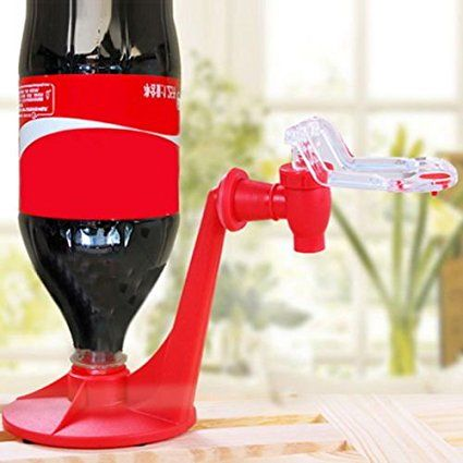 DatConShop(TM) Portable Drinking Soda Gadget Coke Party Drinking Dispenser Water Machine