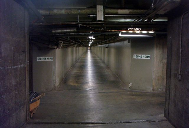 There's a network of former Prohibition booze-running tunnels under the streets of LA