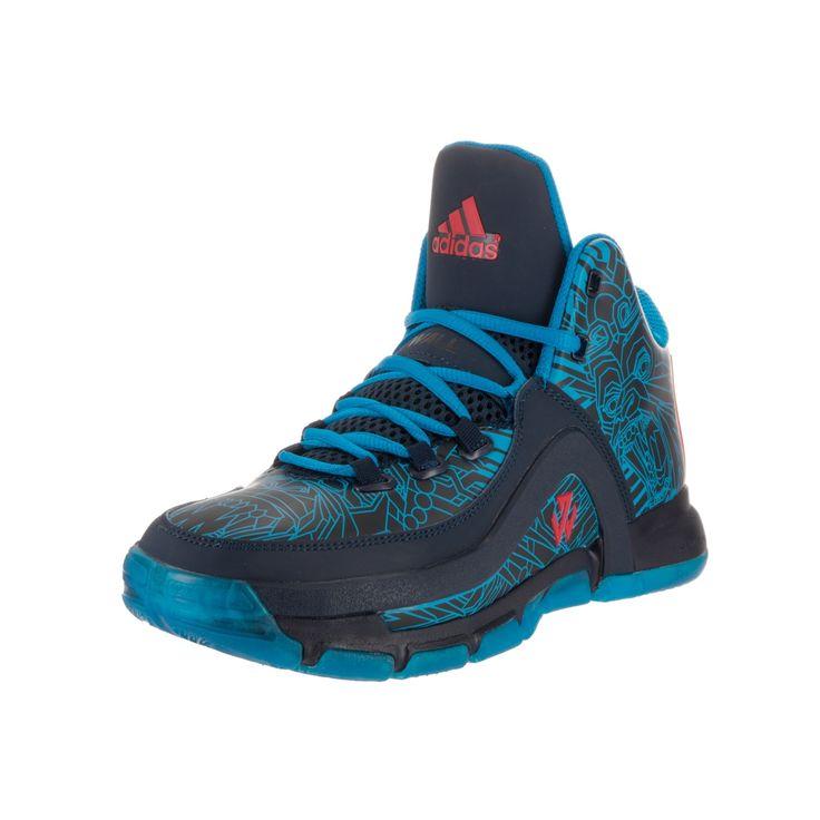 Adidas Kid's J Wall 2 Synthetic Basketball Shoes