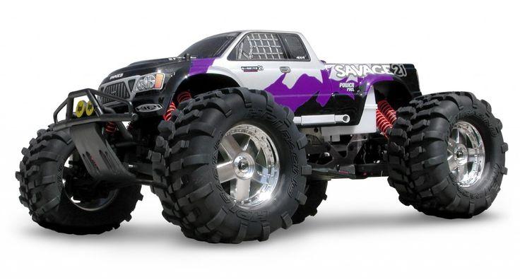 Hpi-savage Monster Truck