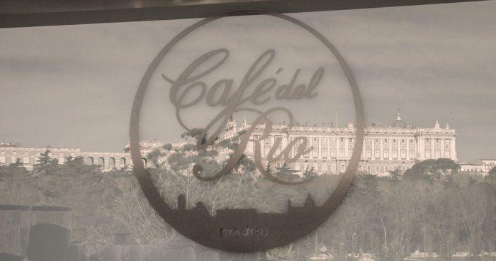 Restaurante Cafe del Rio. Madrid Rio.  6*Estrellas Javielin  Av Portugal, 1,  603 13 77 66