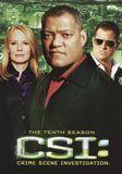 CSI: Crime Scene Investigation - The Tenth Season [7 Discs] [DVD]