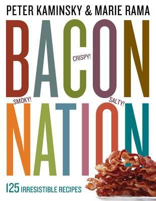 Bacon Nation by Peter Kaminsky GIVEAWAY from GoodReads (Ends 5/14/13)