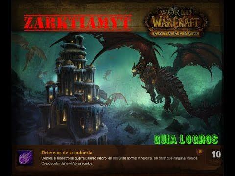 World of Warcraft | Guía Logros | El Defensor de la Cubierta | Alma de D...