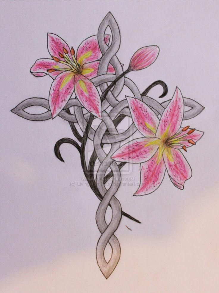 Celtic Cross tattoo More