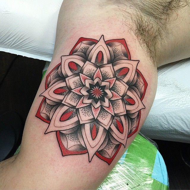 17 best ideas about mandala flower tattoos on pinterest for Atomic tattoo lakeland fl