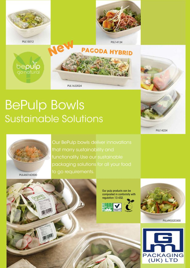 In order to respond to the increased demand for sustainable, eco-friendly, bio packaging solutions, we have brought the BePulp brand, a range of innovative products made from bagasse (sugar cane residue), a natural material which is both abundant and renewable.