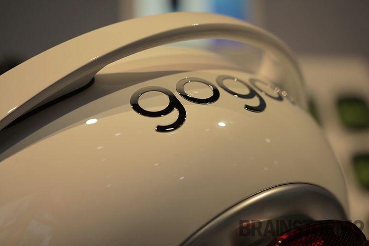 """CES 2015: Gogoro, a moto do futuro será movida a """"pilha"""""""