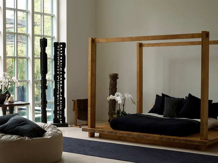 Urban Zen Furniture - The purity of design and the simple elegance of rich  teak wood