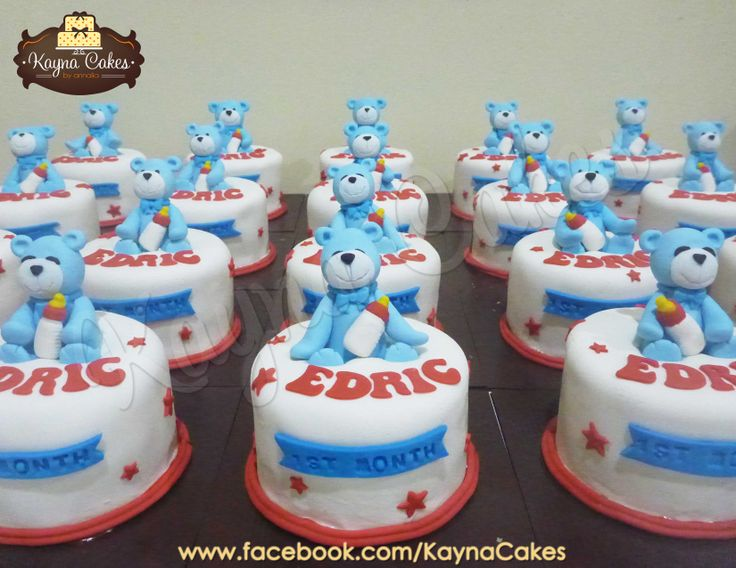 Baby Edric manyue cake, collaborations with hampers heaven jakarta