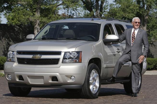 Chevrolet Tahoe 2011...I miss my Tahoe