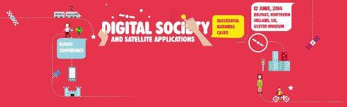 Eurisy Conférence : Sociétés numériques et applications par satellite font leurs preuves en entreprises