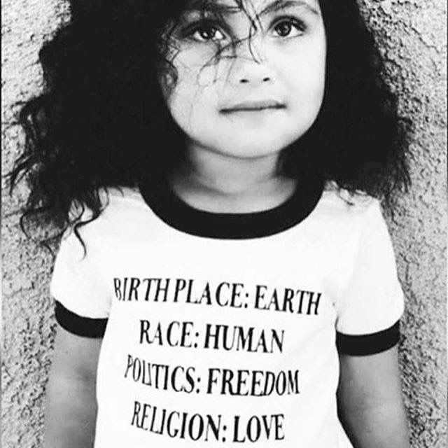 We are in love with this tee and post!!! Couldn't be better said. Evie & Adrienne || Sustainable Baby Clothing and Accessories || Made in America || Be The Good || www.evieandadrienne.com