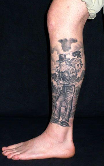 Lower Body Tattoos: 26 Besten Lower Body Tattoos For Men Bilder Auf Pinterest