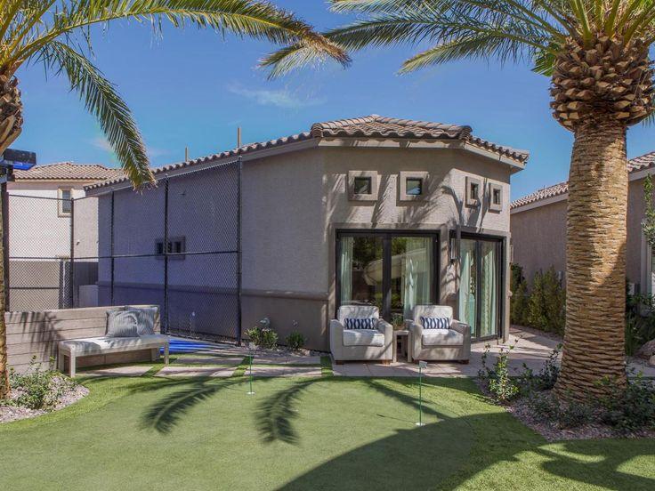 #PinMyDreamBackyard Huge house